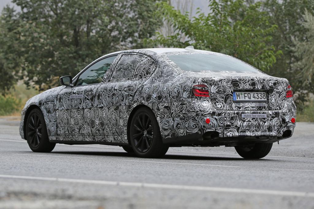 Der 5er könnte das erste Modell aus München sein, welches den hocheffizenten dreizylinder-Diesel gekommt.