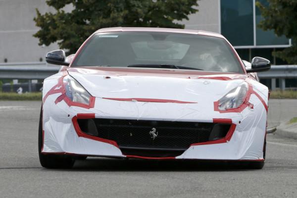 F12 GTO oder Speciale, bulliger als der Berlinetta und