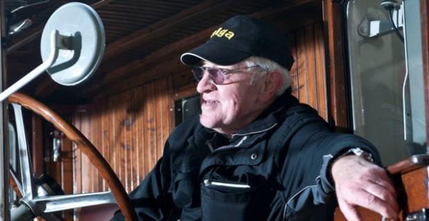 Emil Bölling, Gründer des Nutzfahrzeugmuseums und profunder Kenner historischer Lastwagen. Nach seinem plötzlichen Tod im Februar 2015 bleibt sein Lebenswerk im PS.SPEICHER erhalten.