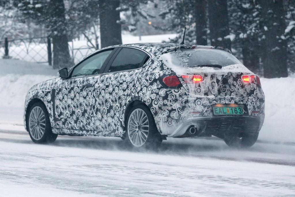 2016 Alfa Romeo Giulietta Facelift