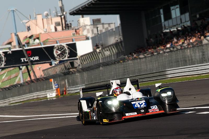 Rennen WEC Nürburgring 2015