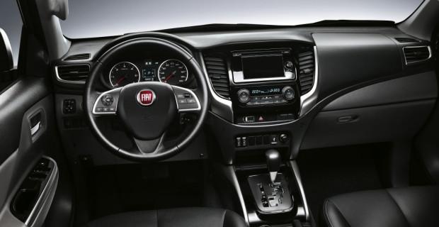 Weltpremiere Fiat Fullback
