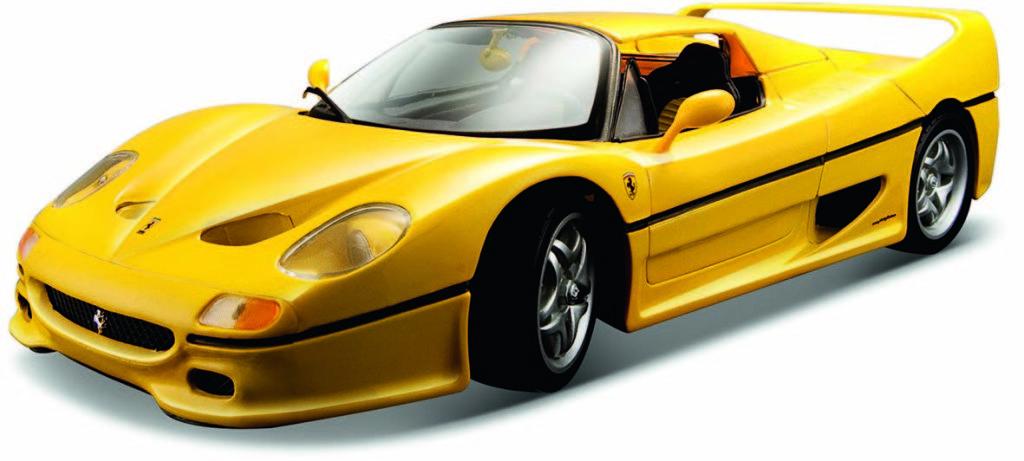 Bburago Ferrari F50