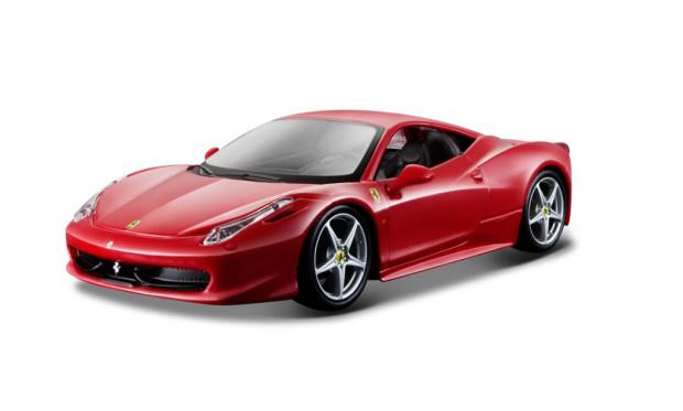 Bburago Ferrari 458 Italia