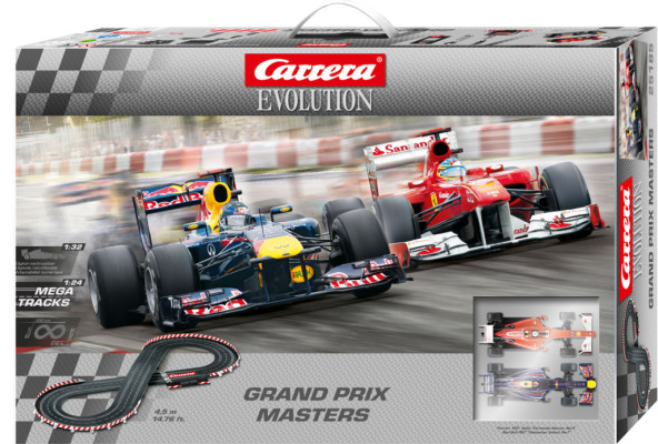 Carrera Evolution Grand Prix Masters