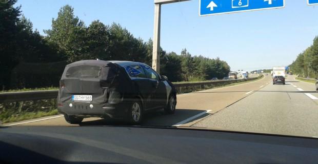 Kilometer sammeln auf der Autobahn
