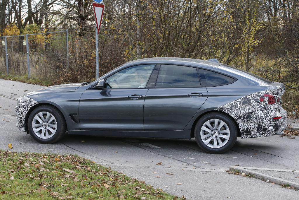 Erlkönig BMW 3er Gran Turismo