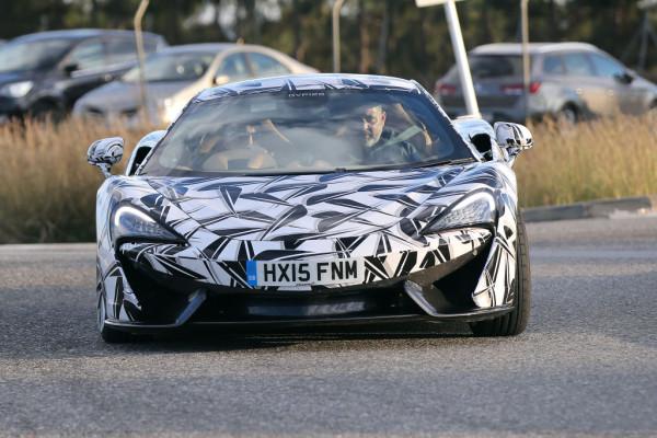 McLaren 570 Gran Tourismo