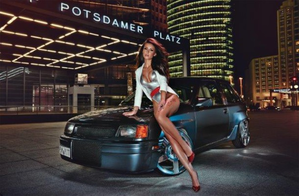 Miss Tuning Kalender 2016 - Liane Günter