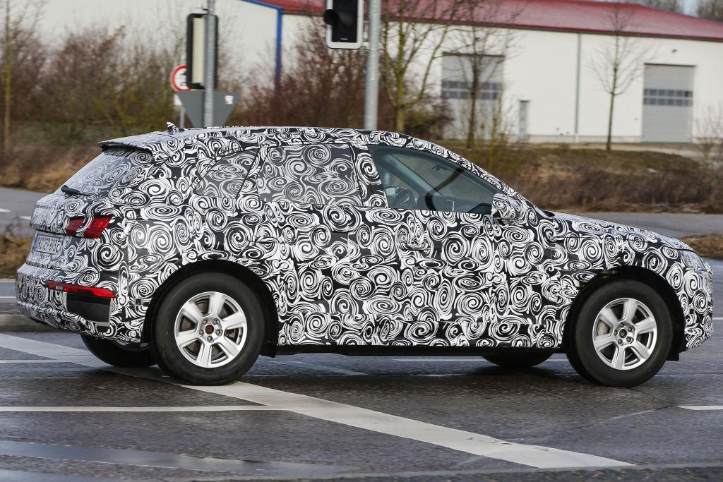 Erlkönig Audi Q5