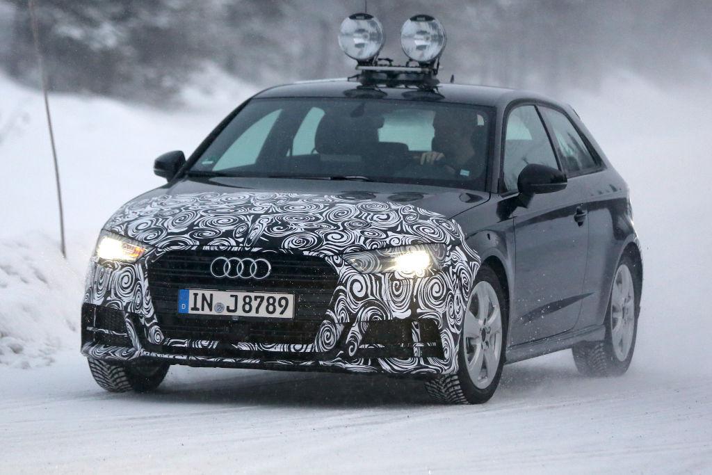 Audi A3 Hatchback Facelift