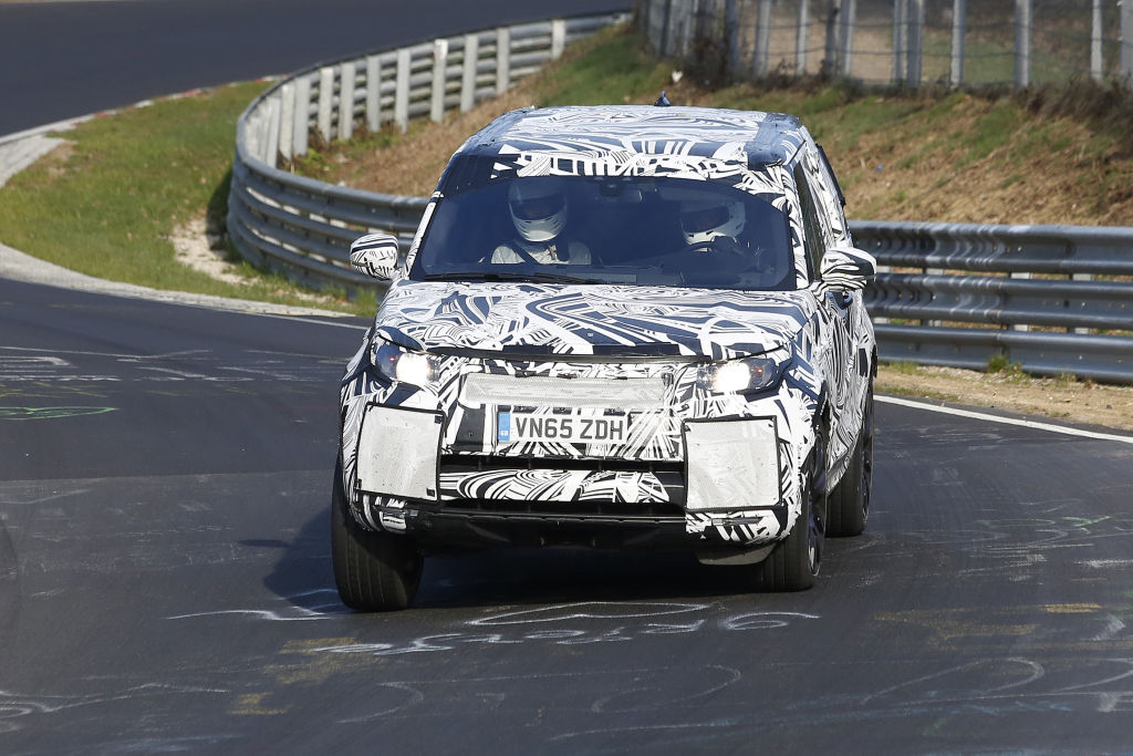 Land Rover Discovery Generation 5