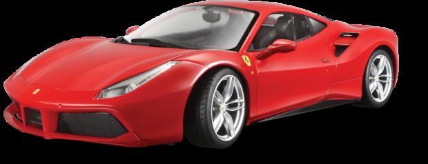 Bburago Ferrari 488 GTB
