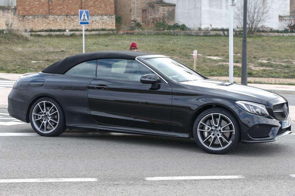 Mercedes-AMG C43 Cabrio