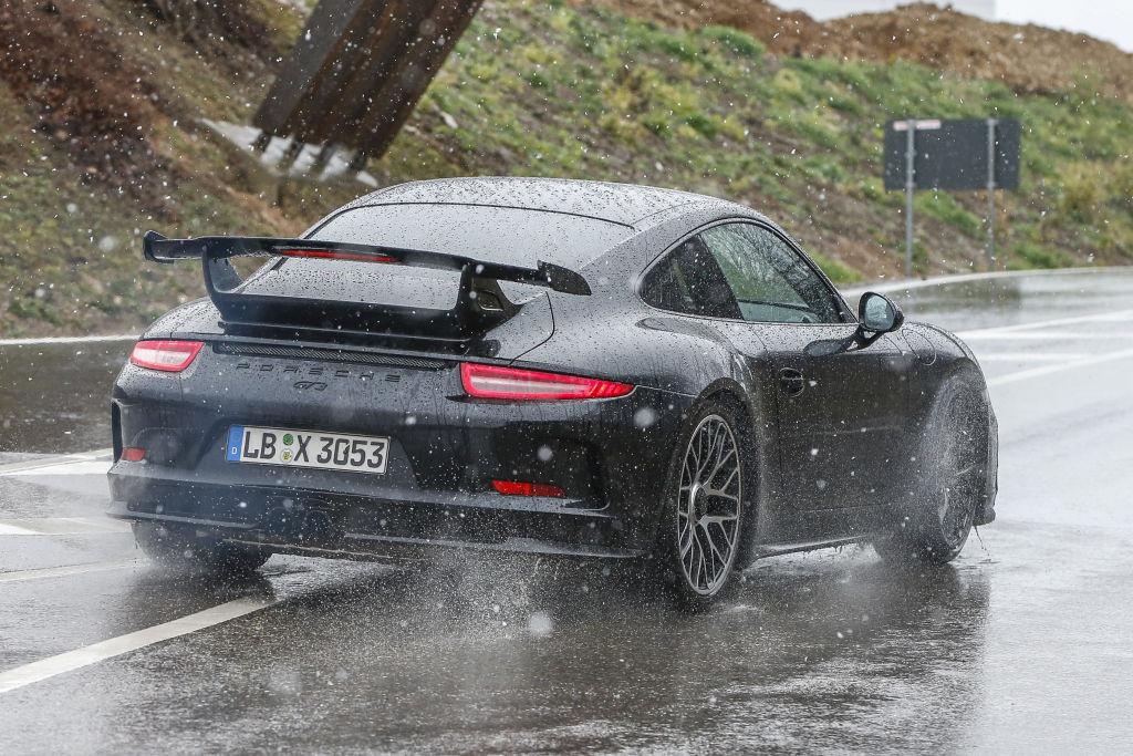 Porsche 911 GT3 Facelift 2016