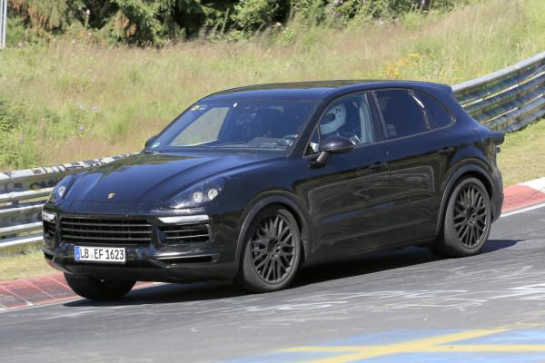 Die dritte Generation: Porsche Cayenne 2018