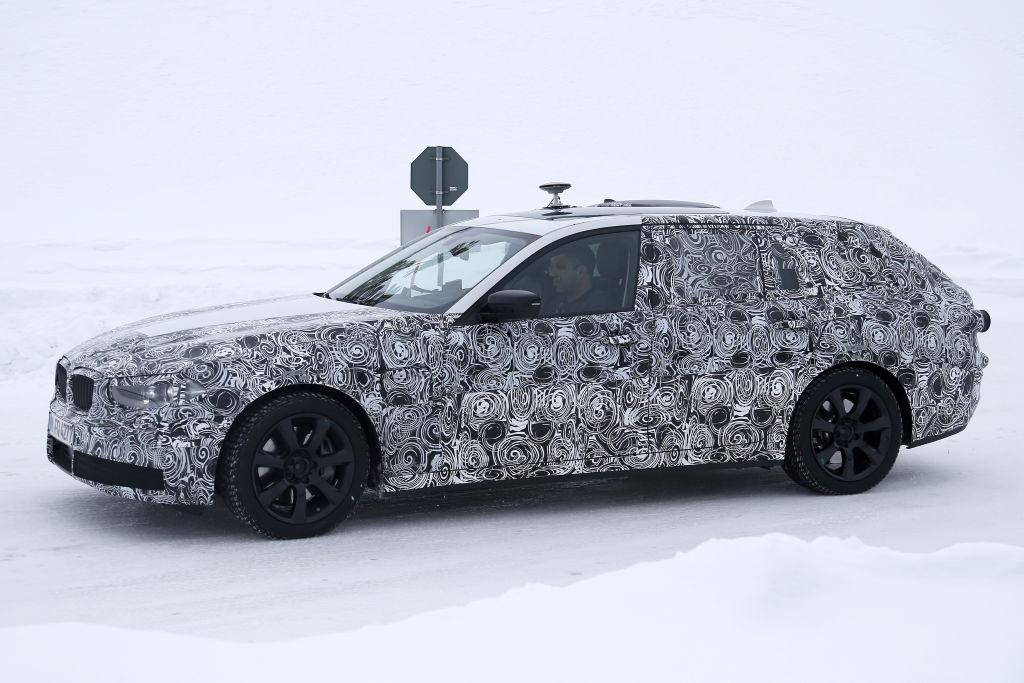 BMW 5er- Touring G31 Modell 2017