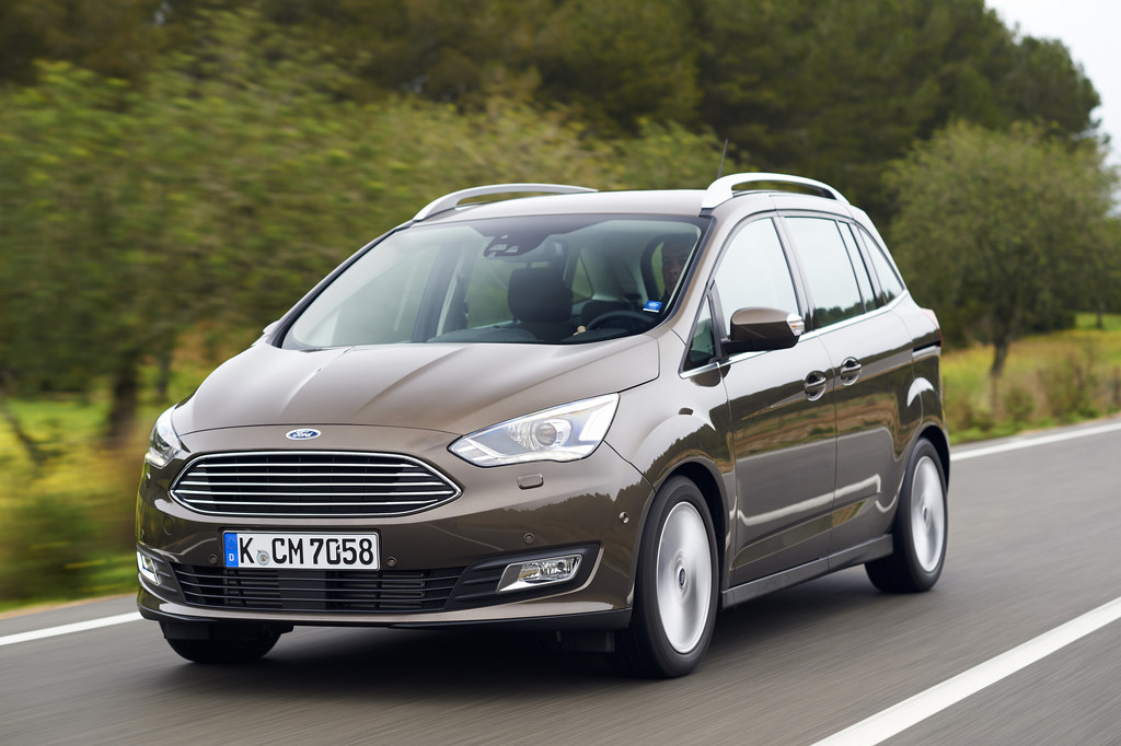 Ford Grand C-Max.