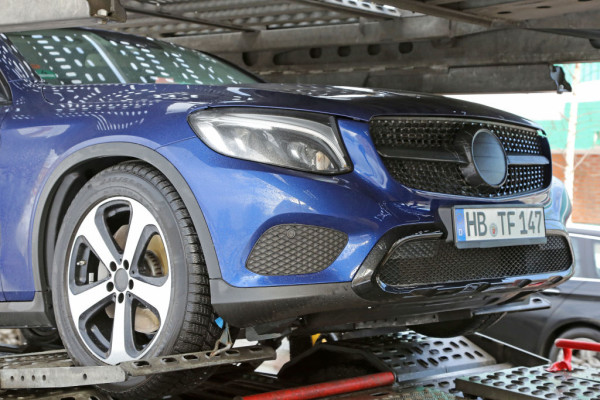 Mercedes-Benz GLC Coupé 2016