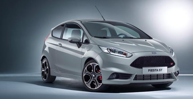 Klein und schnell: Der 200 PS starke Ford Fiesta ST200 schafft den Spurt von 0 auf 100 km/h in 6,7 Sekunden.