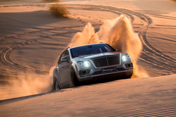 Der Bentley Bentayga ist eine automobile Naturgewalt.