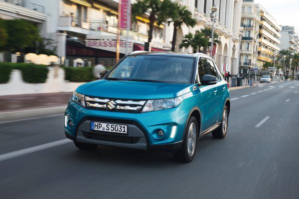 SUV-Urgestein mit viel Komfort und feschem Blechkleid: der Suzuki Vitara.