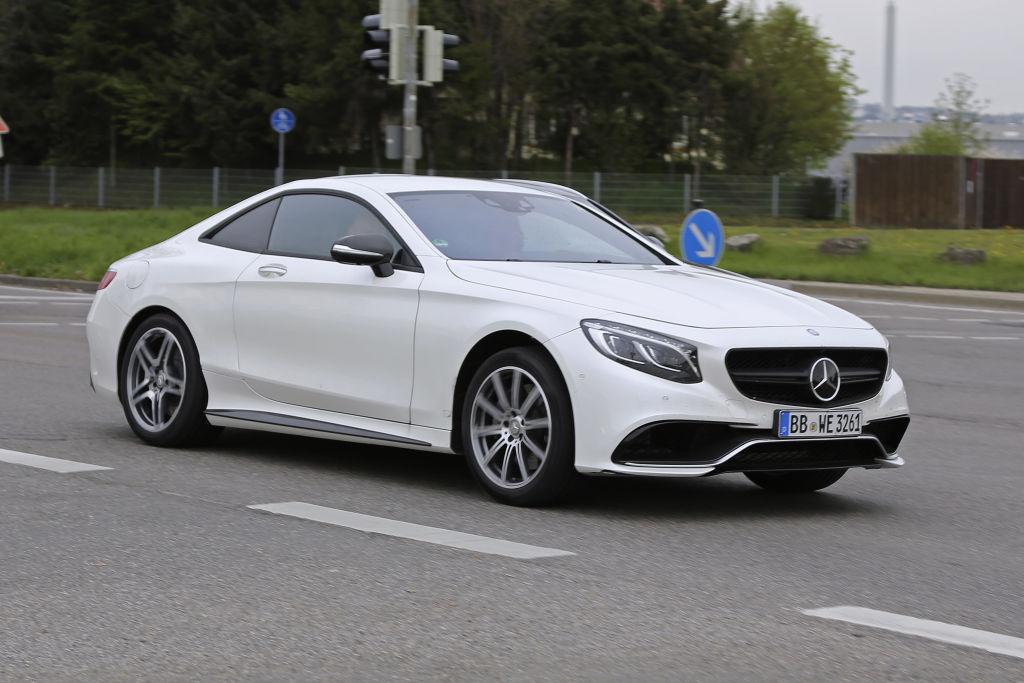 Mercedes-Benz SL Prototyp?