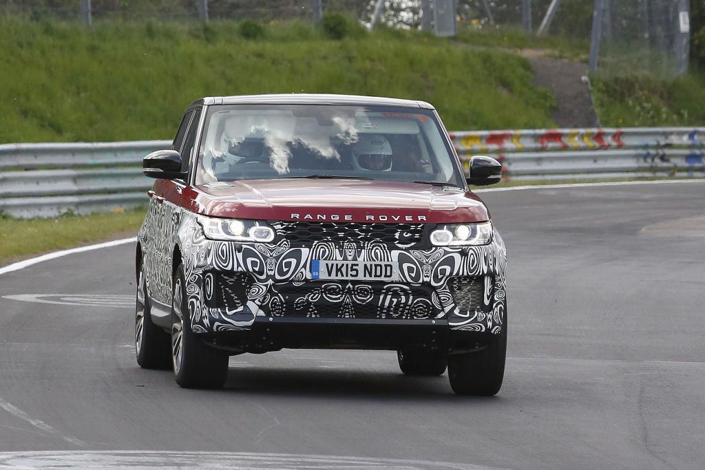Range Rover Sport Facelift 2017