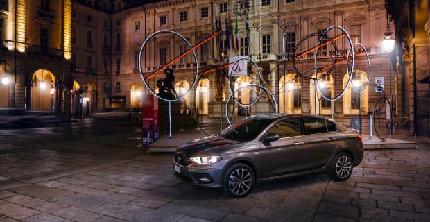 Bezahlbare Größe: Der neue Tipo vereint nicht nur formal die klassischen Stärken von Fiat.