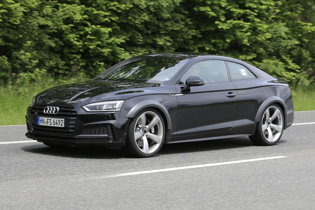 Erlkönig Audi RS5 2017