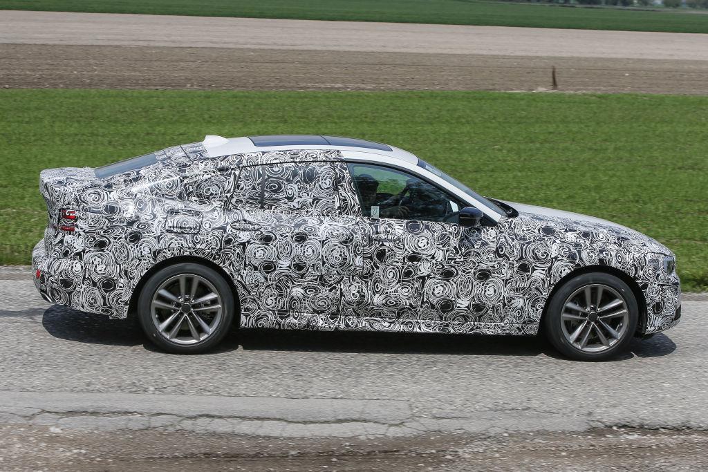 BMW 5er GT G30