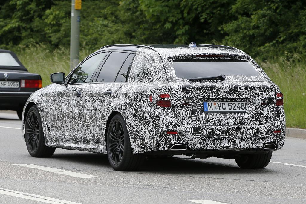BMW 5er Touring G30