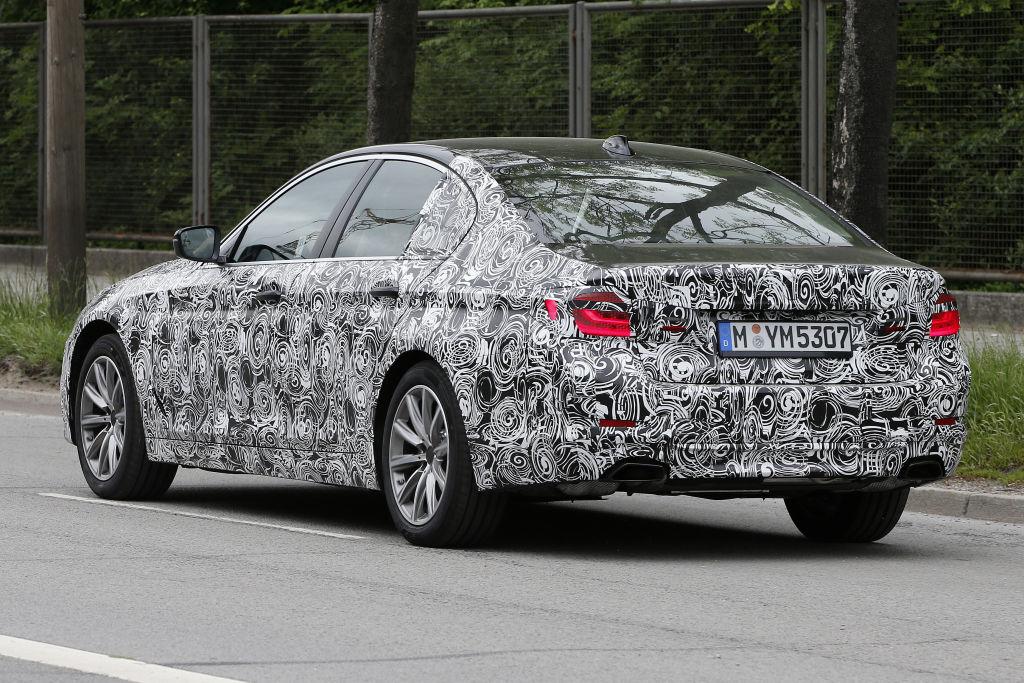 BMW 5er Limousine G30