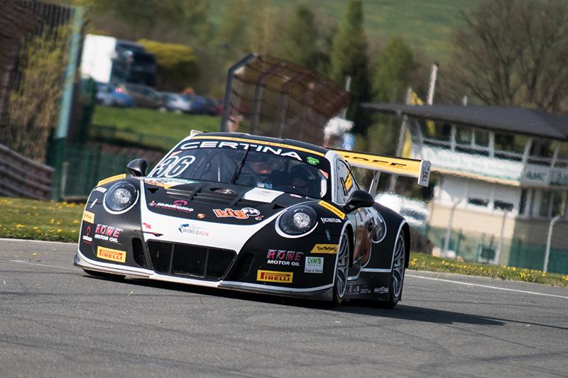 ADAC GT MASTERS 2016 am Sachsenring