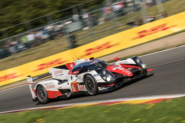 "FIA World Endurance Championship ""6 Hours of Spa Franchorchamps"""