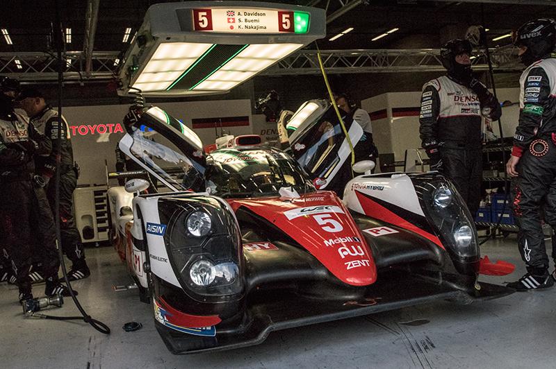 "FIA World Endurance Championship ""6 Hours of Spa Franchorchamps"""