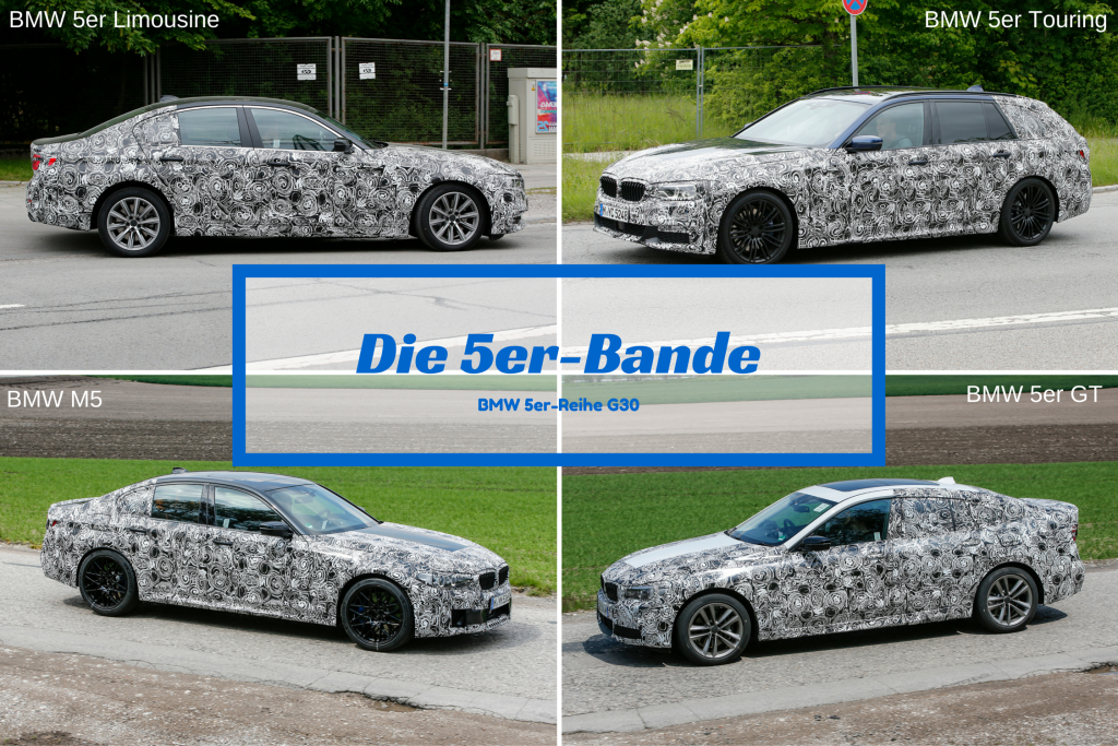BMW 5er-Reihe G30