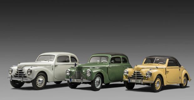 Am Dienstag, den 7. Mai 1946, wurde in Mladá Boleslav der erste Serienwagen der Modellreihe Skoda 1101 fertiggestellt. Am häufigsten wurde der Zweitürer gebaut, der dem Modell den Spitznamen ,Tudor' gab, beliebt waren aber auch Fahrzeuge mit den Karosserien Roadster und Cabriolet