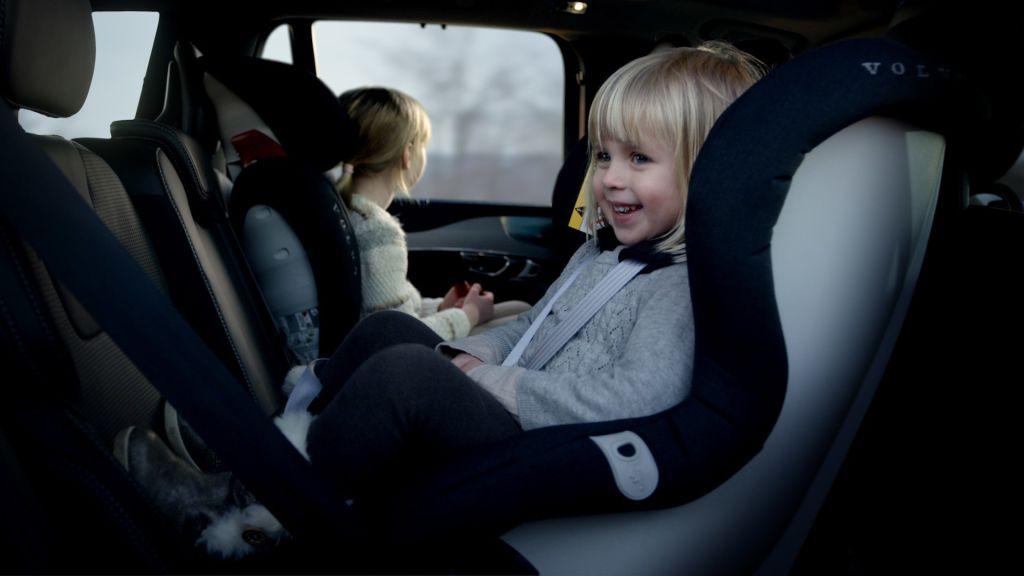 Volvo-Kindersitz