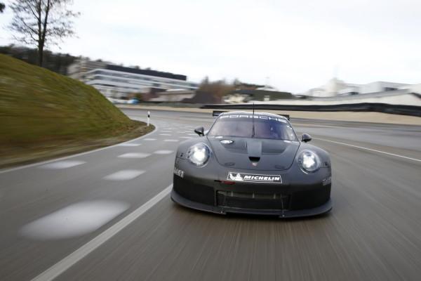 Nachfolger des Porsche 911 RSR