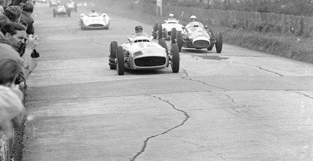 Großer Preis von Deutschland und Europa am 1. August 1954 auf dem Nürburgring