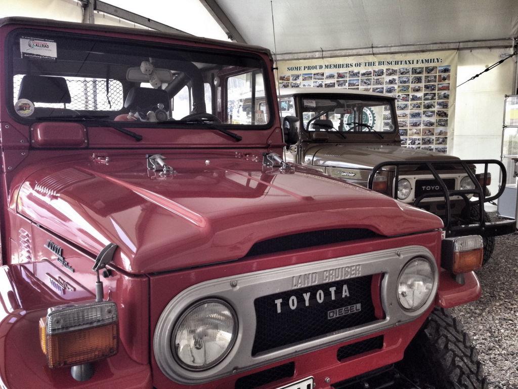 Toyota Land Cruiser J 4 (1960–1986)