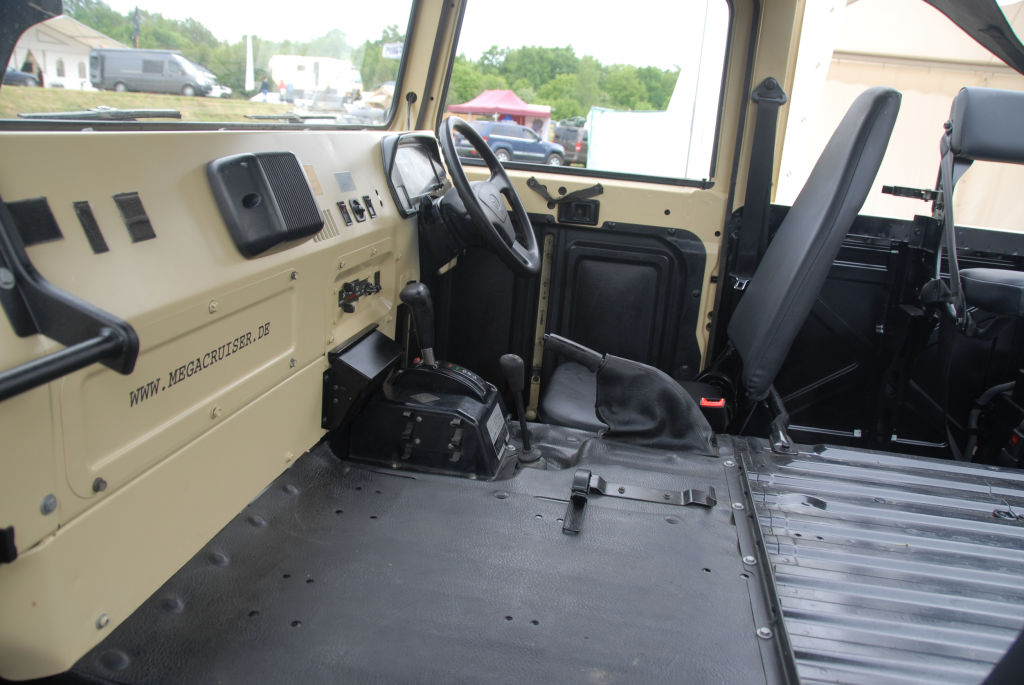 Toyota Mega Cruiser BXD10