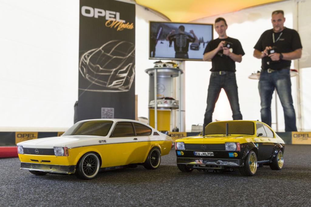 Opel-Treffen 2016 in Oschersleben