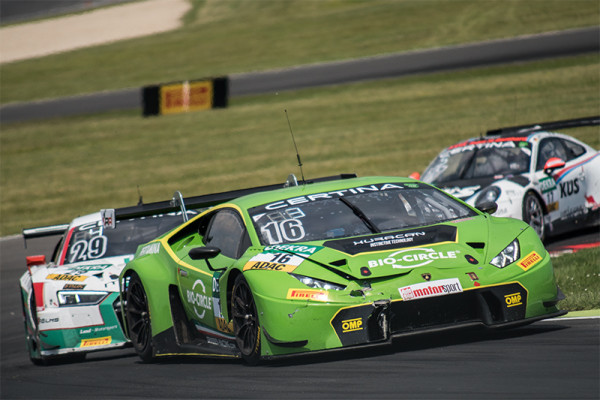 ADAC GT Masters Lausitzring 2016