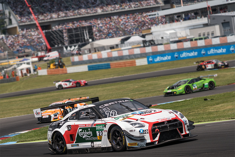 ADAC GT Masters Lausitzring 2016