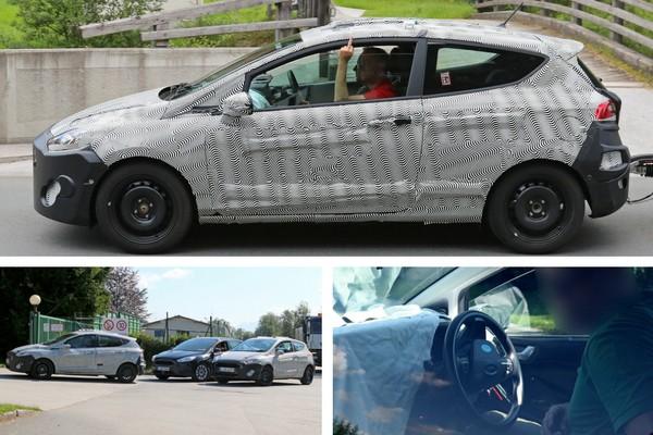 Ford Fiesta 2017 3-Türer