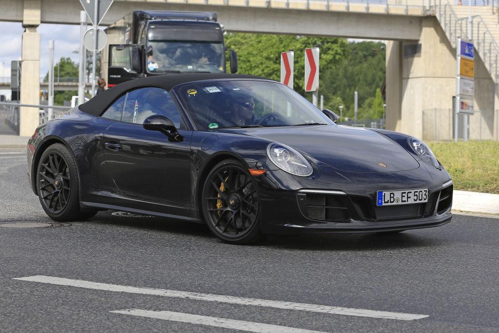 Porsche 911 GTS 991.2