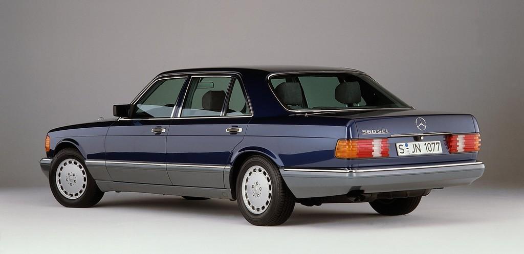 Mercedes-Benz Typ 560 SEL (W 126, 1985)