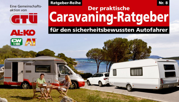 Caravaning-Ratgeber der GTÜ